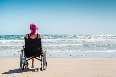 Отдых в Евпатории для инвалидов колясочников