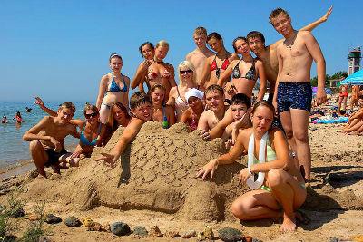 Отдых в Евпатории в июле